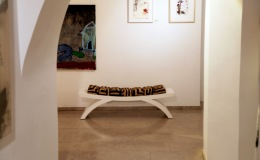 New furniture and accessories pieces in thegallery